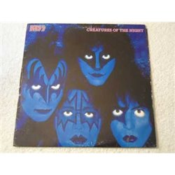 Kiss - Creatures Of The Night Vinyl LP Record For Sale