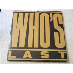 The Who - Who's Last Vinyl LP Record For Sale