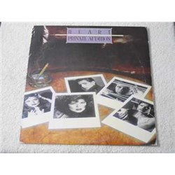 Heart - Private Audition Vinyl LP Record For Sale