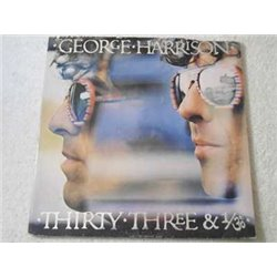 George Harrison - Thirty Three & 1/3 Vinyl LP Record For Sale
