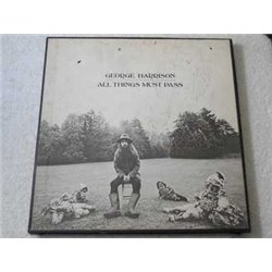 George Harrison - All Things Must Pass Original 3xLP Box Set Vinyl LP Record For Sale