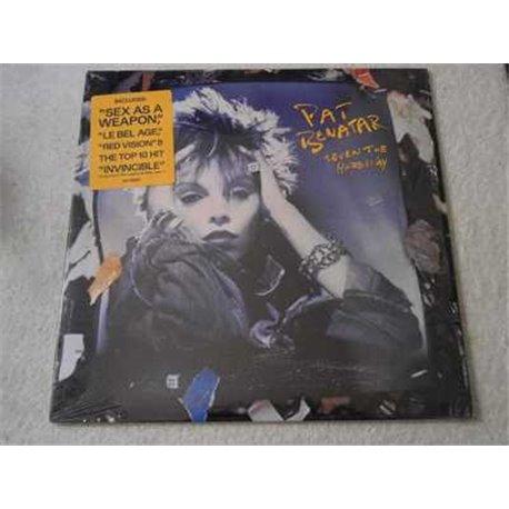 Pat Benatar - Seven The Hard Way PROMO Vinyl LP Record For Sale