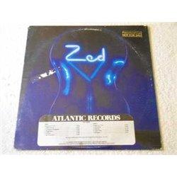 Zed - Self Titled Debut PROMO Vinyl LP Record For Sale