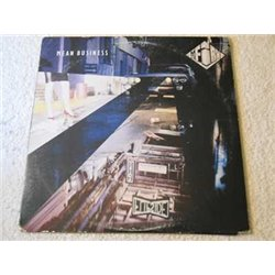 The Firm - Mean Business Vinyl LP Record For Sale
