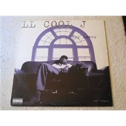 LL Cool J - Hey Lover PROMO Single Vinyl Record For Sale