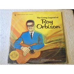 Roy Orbison - The Living Legend Of Vinyl LP Record For Sale