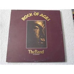 The Band - Rock Of Ages 2xLP Vinyl Record For Sale
