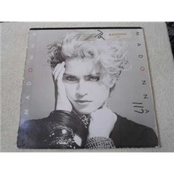 Madonna - Self Titled Debut PROMO Vinyl LP Record For Sale