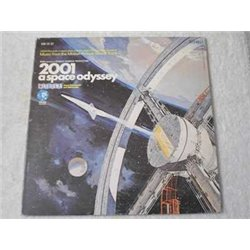 2001 A Space Odyssey - Motion Picture Soundtrack Vinyl LP Record For Sale