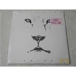 White Lion - Pride Vinyl LP Record For Sale