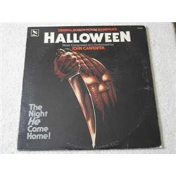 Halloween - Original Motion Picture Soundtrack Vinyl LP Record For Sale