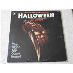 Halloween - Original Motion Picture Soundtrack Vinyl LP Record For Sale