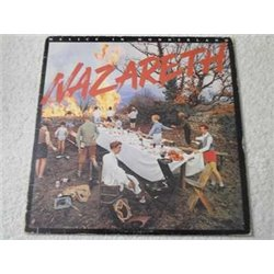 Nazareth - Malice In Wonderland Vinyl LP Record For Sale