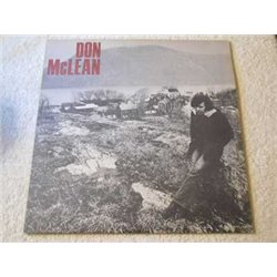 Don McLean - Self Titled Vinyl LP Record For Sale