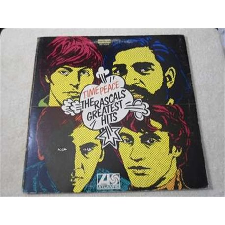 The Rascals - Time Peace Vinyl LP Record For Sale