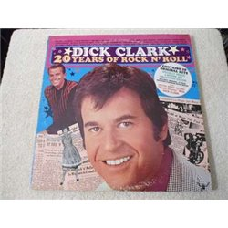 Dick Clark - 20 Years Of Rock N' Roll Vinyl LP Record For Sale