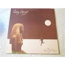 Gary Wright - The Right Place Vinyl LP Record For Sale