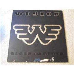 Waylon Jennings - Black On Black Vinyl LP Record For Sale