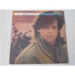 John Cougar - American Fool Vinyl LP Record For Sale