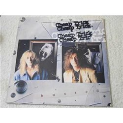 Cheap Trick - Busted Vinyl Record Lp For Sale
