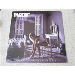 Ratt - Invasion Of Your Privacy Vinyl LP Record For Sale