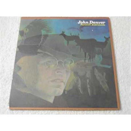 John Denver - Farewell Andromeda Lp Vinyl Record For Sale