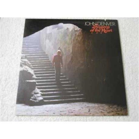 John Denver - Seasons Of The Heart Lp Vinyl Record For Sale