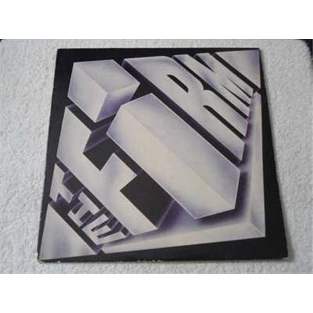 The Firm - Self Titled Lp Vinyl Record For Sale