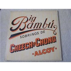 Cheech And Chong - Big Bambu Lp Vinyl Record For Sale