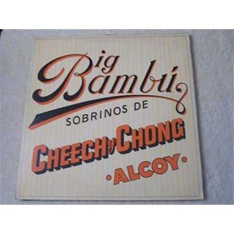 Cheech And Chong - Big Bambu Lp Vinyl Record For Sale