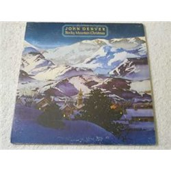John Denver - Rocky Mountain Christmas Lp Vinyl Record For Sale