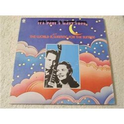 Les Paul & Mary Ford - The World Is Still Waiting For The Sunrise Lp Vinyl Record For Sale