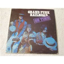Grand Funk Railroad - On Time Lp Vinyl Record For Sale