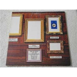 Emerson Lake And Palmer - Pictures At An Exhibition Lp Vinyl Record For Sale