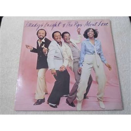 Gladys Knight & The Pips - About Love LP Vinyl Record For Sale