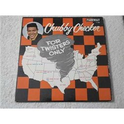 Chubby Checker - For Twisters Only LP Vinyl Record For Sale