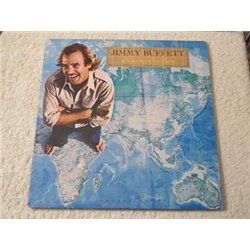 Jimmy Buffett - Somewhere Over China LP Vinyl Record For Sale