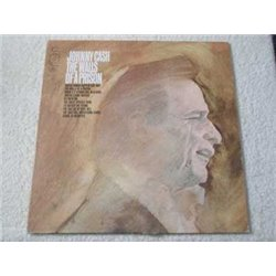 Johnny Cash - The Walls Of A Prison LP Vinyl Record For Sale