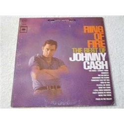 Johnny Cash - Ring Of Fire LP Vinyl Record For Sale