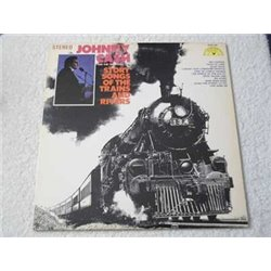 Johnny Cash - Story Songs Of The Trains And Rivers LP Vinyl Record For Sale