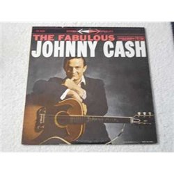 Johnny Cash - The Fabulous Johnny Cash LP Vinyl Record For Sale