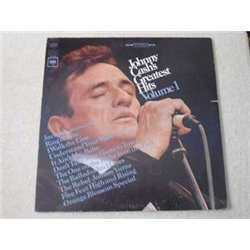 Johnny Cash - Greatest Hits Volume 1 LP Vinyl Record For Sale