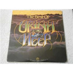 Uriah Heep - The Best Of LP Vinyl Record For Sale