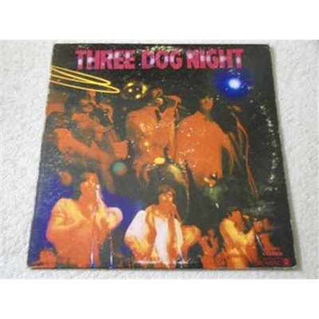 Three Dog Night - Self Titled LP Vinyl Record For Sale
