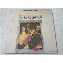 The Mamas And The Papas - Self Titled LP Vinyl Record For Sale