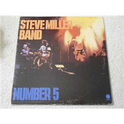 Steve Miller Band - Number 5 LP Vinyl Record For Sale