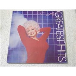 Dolly Parton - Greatest Hits LP Vinyl Record For Sale
