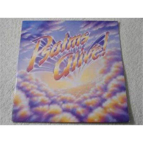 The Maranatha Singers - Psalms Alive! LP Vinyl Record For Sale