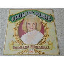 Barbara Mandrell - Country Music LP Vinyl Record For Sale