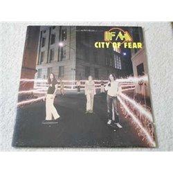 FM - City Of Fear LP Vinyl Record For Sale
